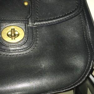 Coach Bags - Black Coach Willis handbag - 70 Anniversary